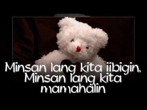 Minsan Lang Kita Iibigin - Juris (Lyrics)