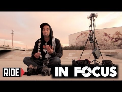 How To: Freezing Action With Flash Sync - Photographer Atiba Jefferson- In Focus