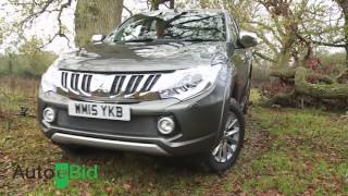 Mitsubishi L200 Series5 2016 Video Review AutoeBid