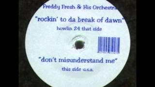 Freddy Fresh & His Orchestra - Rockin