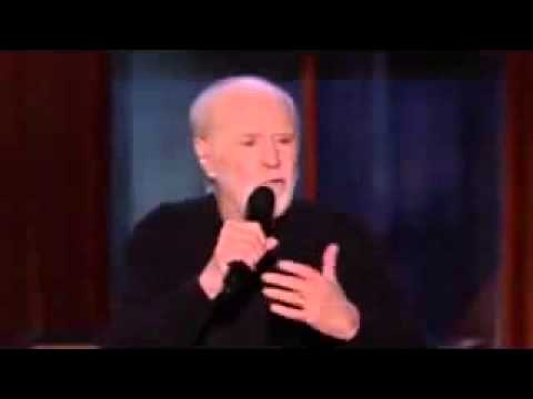 George Carlin: A view words on patriotism and national pride.