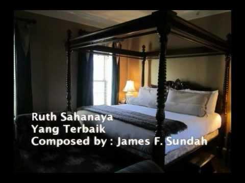 Ruth Sahanaya YANG TERBAIK (with lyrics)