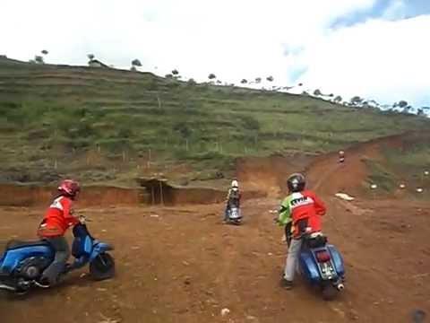vespa adventure ( Vespa Torobos Bandung ) Gambung Ciwidey
