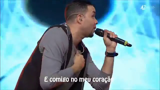 alex zurdo ● te busco ao vivo na guatemala reggaeton gospel cristiano legendado