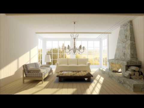 Hot Snow Design 3D visualizations demo reel: interiors, 2011