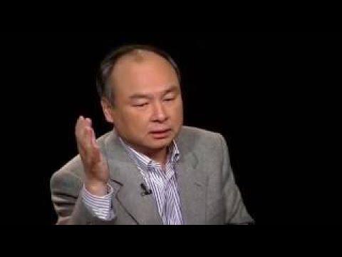 Masayoshi Son The Bill Gates of Japan Owner Softbank, Sprint, ARM