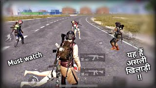 I kept my promise to meet🤗 my subscribers in last zone | epic solo vs squad | pubg mobile Hindi
