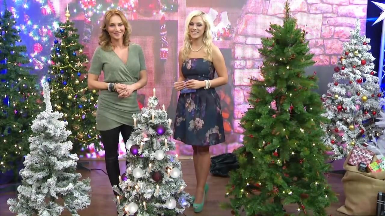 Beleuchtete Weihnachtskugeln.Kunstlicher Weihnachtsbaum Im Schneedesign 120 Cm 199 Pvc Spitzen