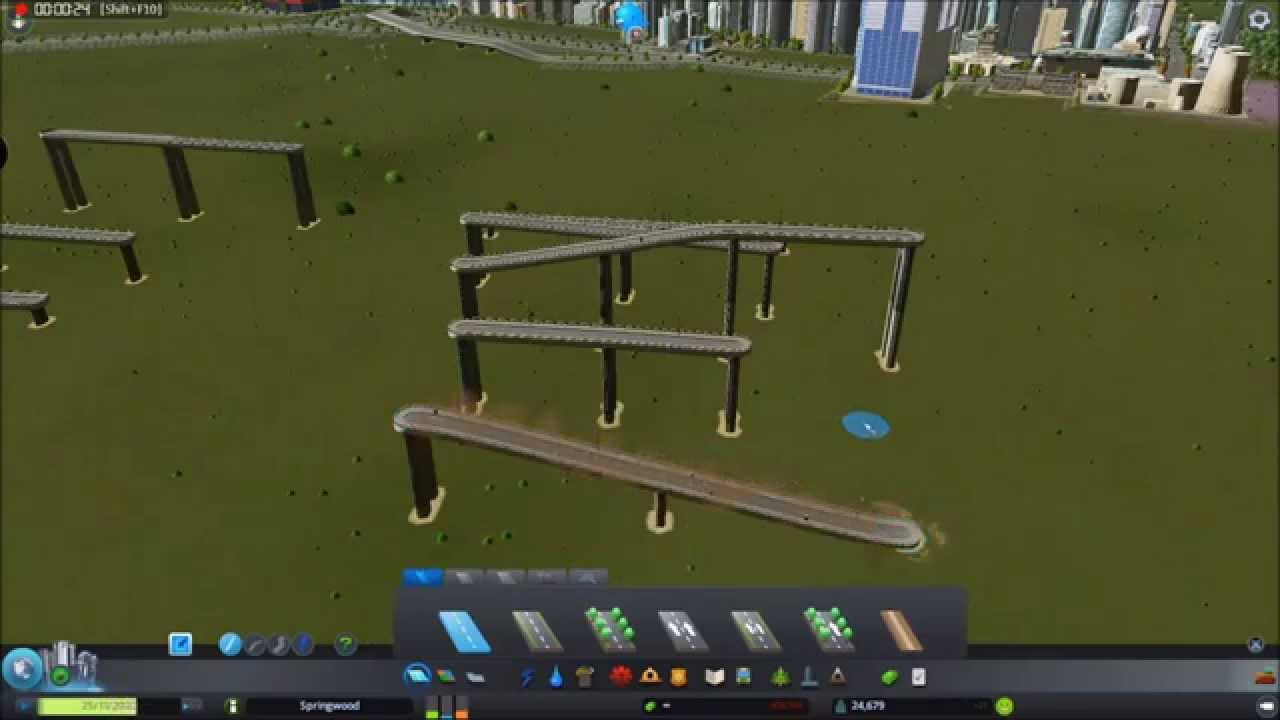 Cities Skylines Best Starting Road Layout