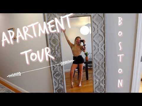 My Boston Apartment Tour!!!