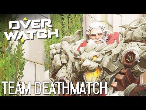 Team Deathmatch mit Freunden! | OVERWATCH