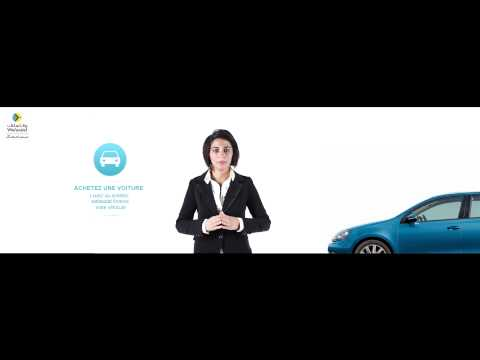 Wafasalaf - Crédit auto