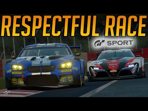 Gran Turismo Sport: Raced with Respect thumbnail