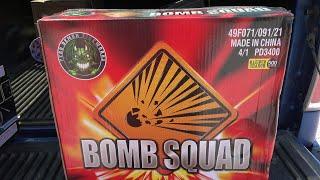 BOMB SQUAD ASSORMENT by PYRO DEMON FIREWORKS