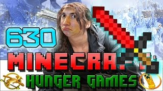 Minecraft: Hunger Games w/Bajan Canadian! Game 630 - Slaying Through The Snow!