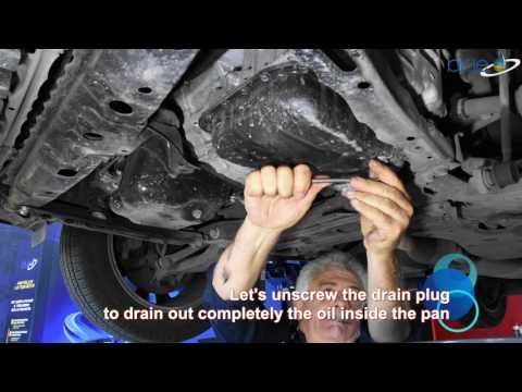 Toyota Rav4. How to solve  Automatic transmission problems with Blue Additives