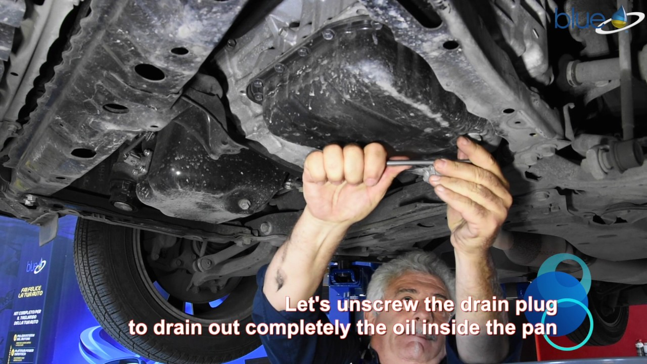Toyota Rav4 How to solve Automatic transmission problems with Blue Additives  YouTube
