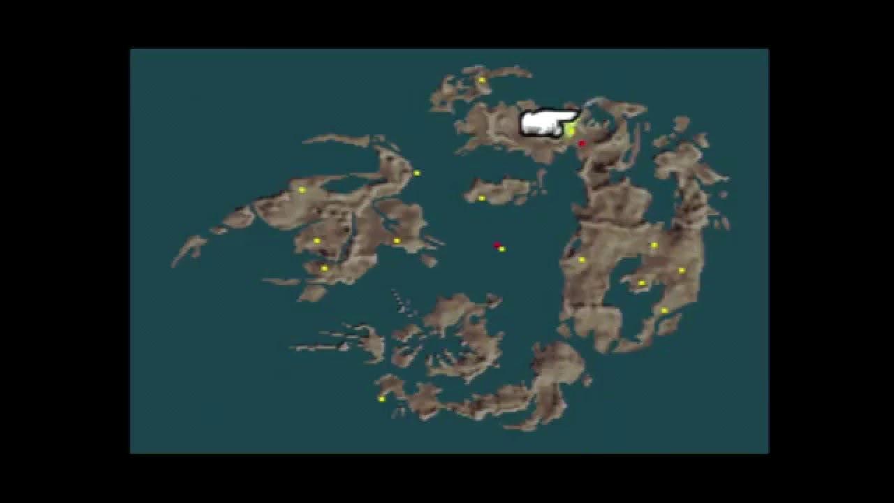 FF8 Blue Dragon Location - YouTube