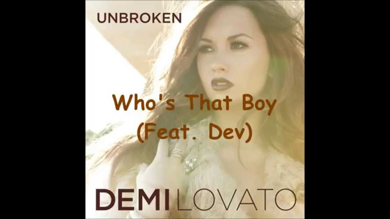 Download Who's That Boy (Feat. Dev) (Speed Up)