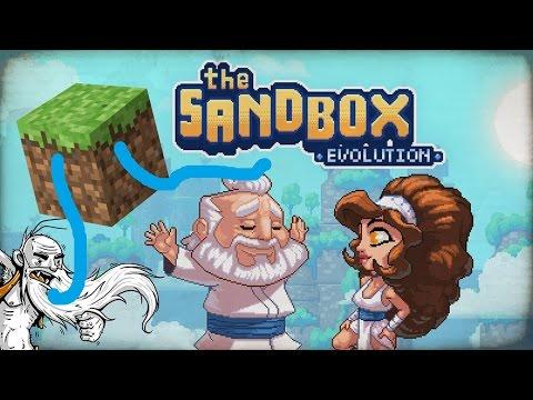 EL JUEGO QUE REEMPLAZARÁ MINECRAFT! | The Sandbox Evolution
