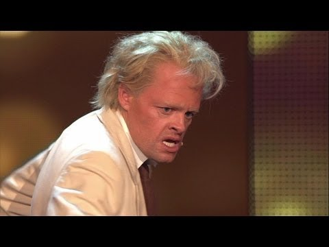 Klaus Kinski attacks everbody! Max Giermann terrific! Comedy Award