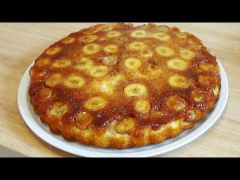 gâteau-renversé-à-la-banane-et-au-caramel