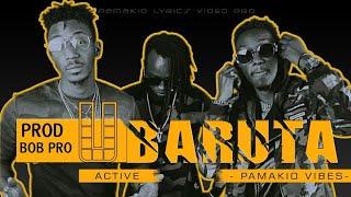 Ubaruta-Active again (official video lyrics)