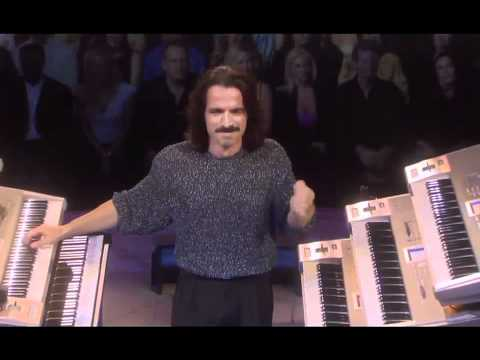 YANNI  AT THE ACROPOLIS  within attraction