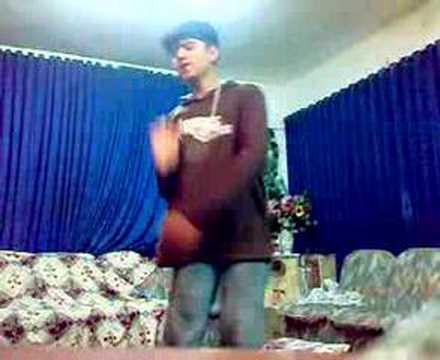 Waleed Zahid Butt from KSA, Riyadh (Dance)
