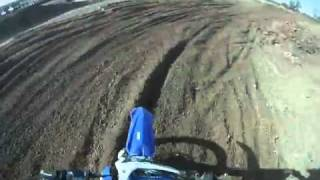 Dennis Goering at his own track - ADVMX