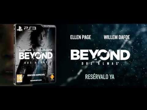 Beyond dos almas trailer castellano