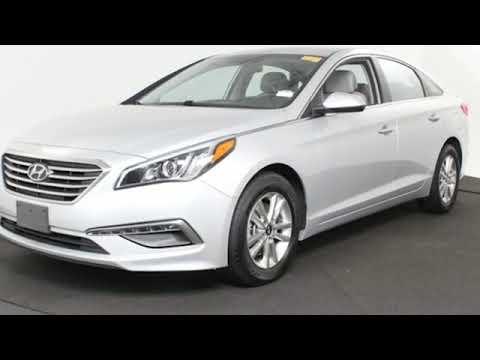 2015 Hyundai Sonata Kennesaw GA Atlanta, GA #K15734A