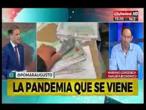 30.05 Crónica TV - Mención a FECOBA por situación crítica de las pymes