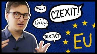 Odejít z Evropské unie? 🇪🇺 | Lukefry