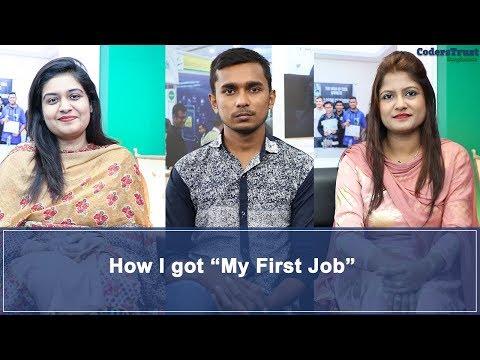 My First Job Mashup | CodersTrust Bangladesh