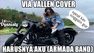 [1.12 MB] VIA VALLEN - HARUSNYA AKU (ARMADA BAND COVER)