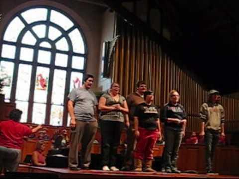 Noah's Flood Opera(Rehearsal)