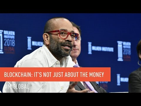 Blockchain: It's Not Just About the Money