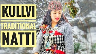  Kullvi Traditional Himachali Nati Song   Kullvi Nati Folk Song   Kullvi Natti  Himachal diaries 