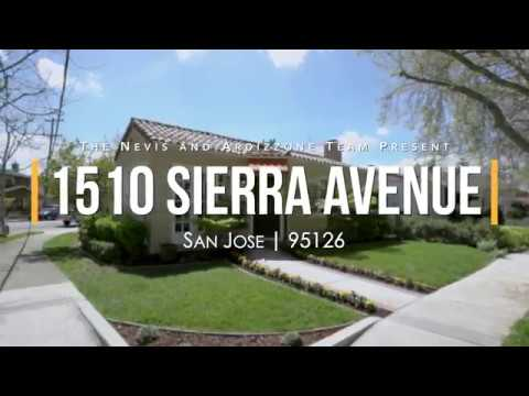 For Sale: 1510 Sierra Avenue, San Jose, CA 95126 | Nevis and Ardizzone Team