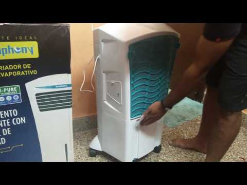 Symphony Hi cool i 31L with remote Review