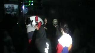 MAINIT - live performance by Q-York's Knowa Lazarus and Flava Matikz at BFE's Event