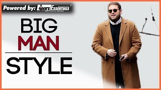 6 Fashion Tips for HEAVY and Fat INDIAN Men | LOOK ATTRACTIVE Even if You Are FAT | Mayank B'chry