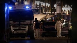 Five suspected terrorists shot dead south of Barcelona
