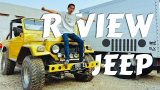 Review TOYOTA JEEP LAND CRUISER BJ40