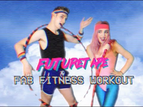 Futuretape - Heaven is a Place on Earth (80s Workout Cover)