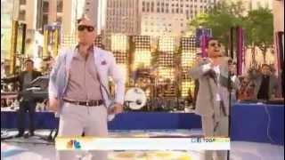 Pitbull - Rain Over Me ft. Marc Anthony LIVE!! (TOYOTA)