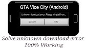 Gta Sa download failed because you may not have purchased