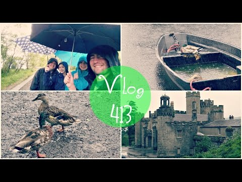 DAY TRIP TO LOCH LOMOND | Scotland Travel Vlog