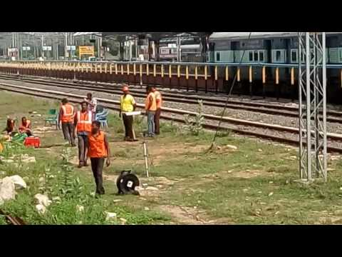 Art madurai division mock drill on 14 dec 2016